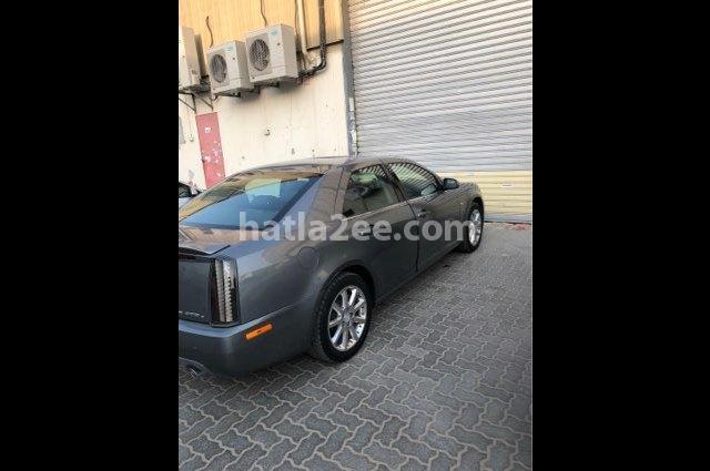 STS Cadillac رمادي