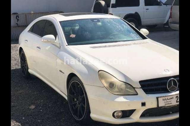 CLS Class Mercedes White