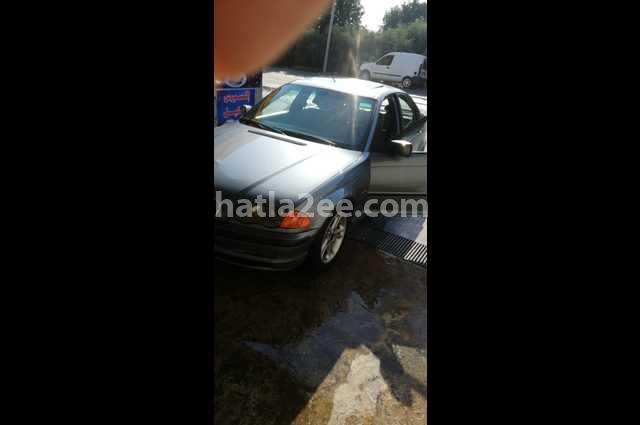 323 BMW Silver