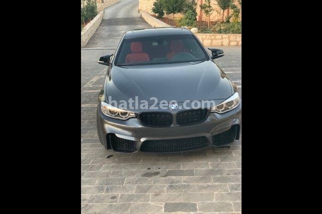4 Series BMW Gray