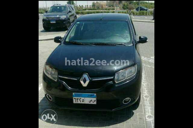 Logan Renault Black