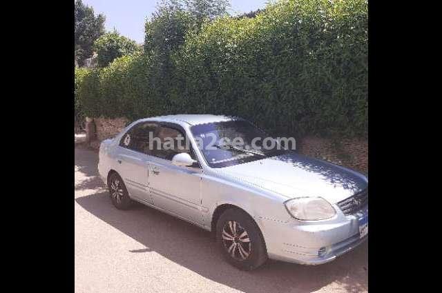 Verna Hyundai Cyan