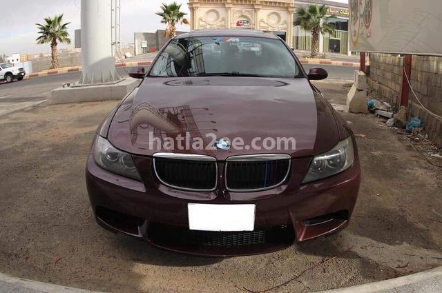 320 BMW احمر