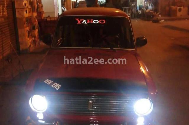 1200 Lada احمر