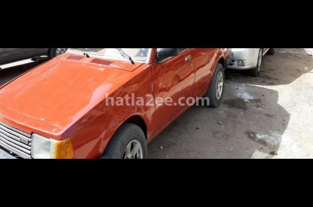 323 Mazda Orange