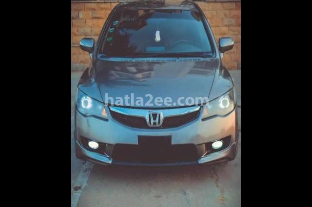 Civic Honda Gray