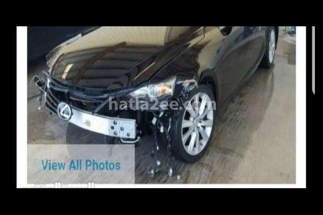 Is Lexus Black