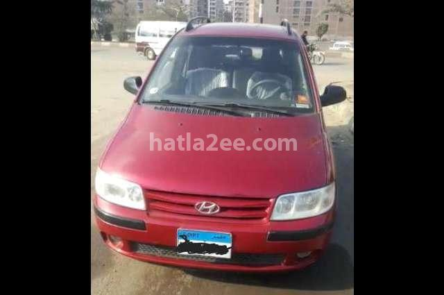 Matrix Hyundai احمر