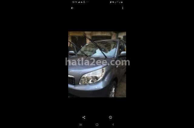Terios Daihatsu رمادي