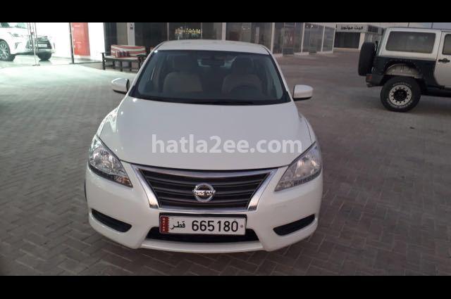 Sentra Nissan White