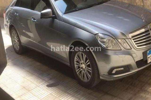 E 300 Mercedes رمادي