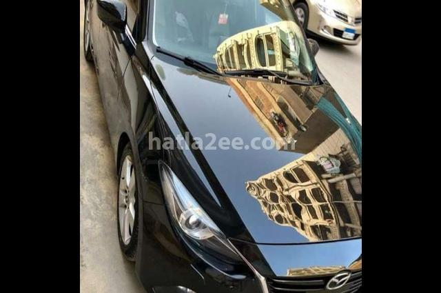 Mazda 3 Mazda أسود