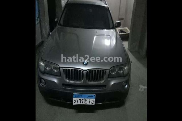 X3 BMW برونزي