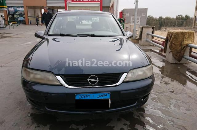 Vectra Opel Dark blue