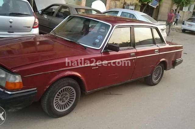 244 Volvo Red