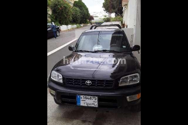 Rav 4 Toyota Black