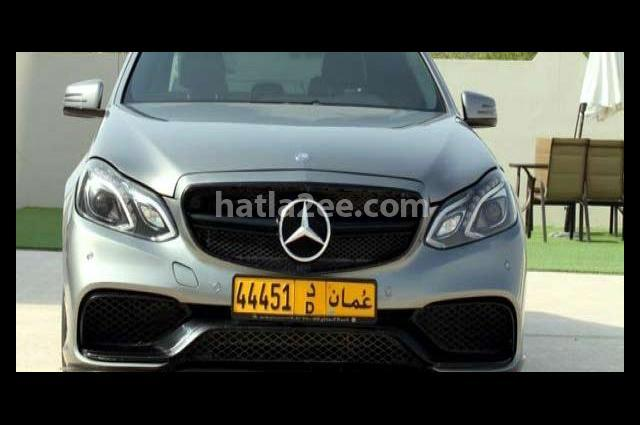 E 350 Mercedes رمادي