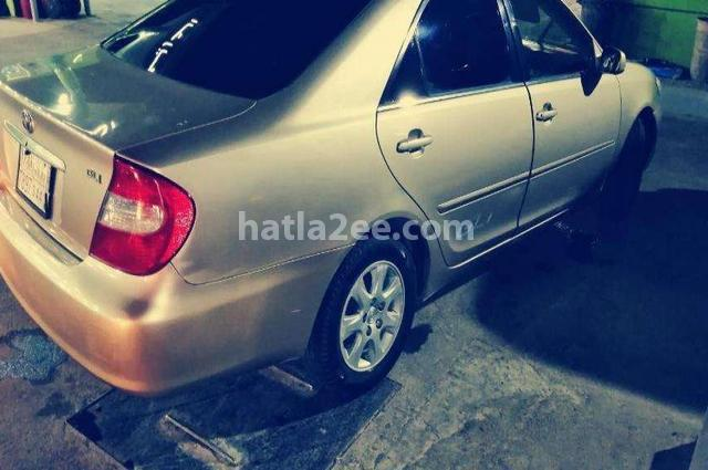 Camry Toyota Gold