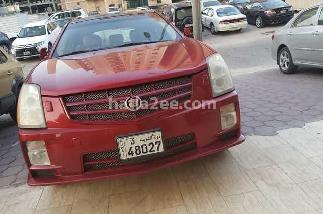 SRX Cadillac Red