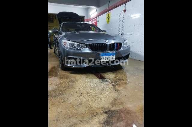 418 BMW رمادي