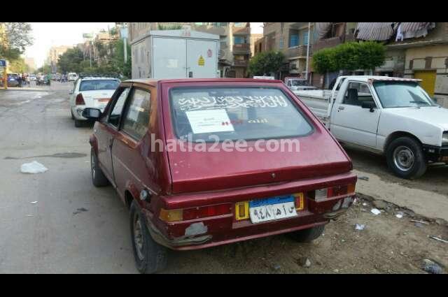 Ritmo Fiat Red