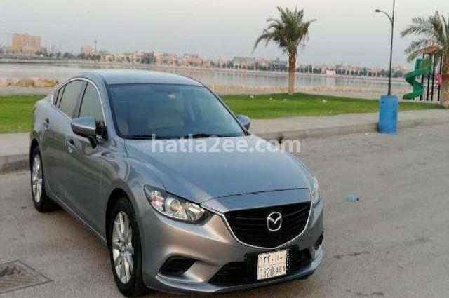 Mazda 6 Mazda رمادي