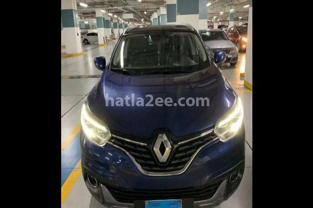 Kadjar Renault Blue