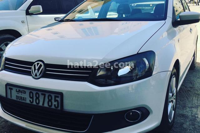 Polo Volkswagen White