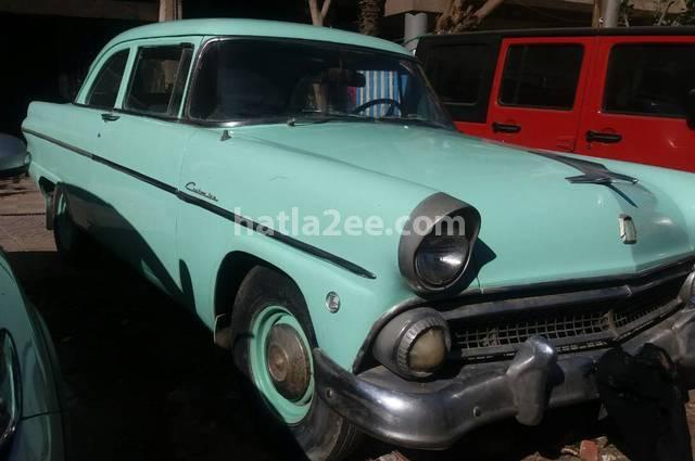 Thunderbird Ford أخضر