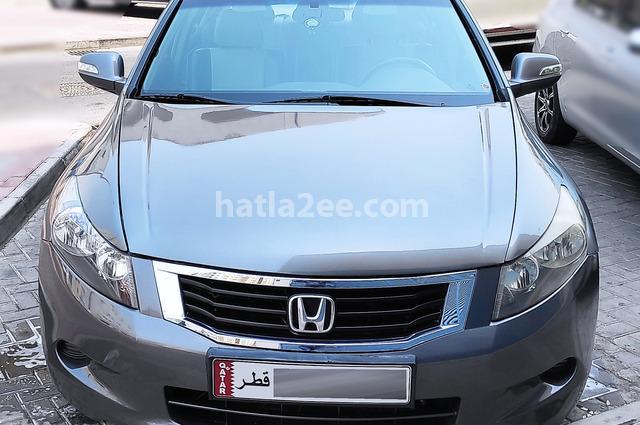 Accord Honda Gray