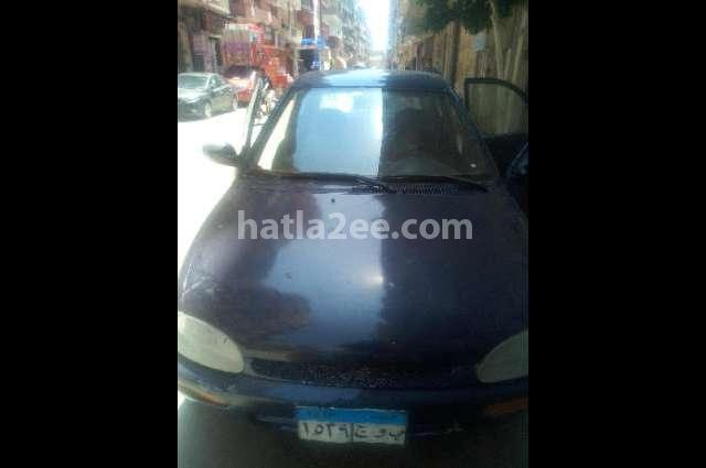 323 Mazda Blue