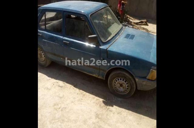 127 Fiat أزرق