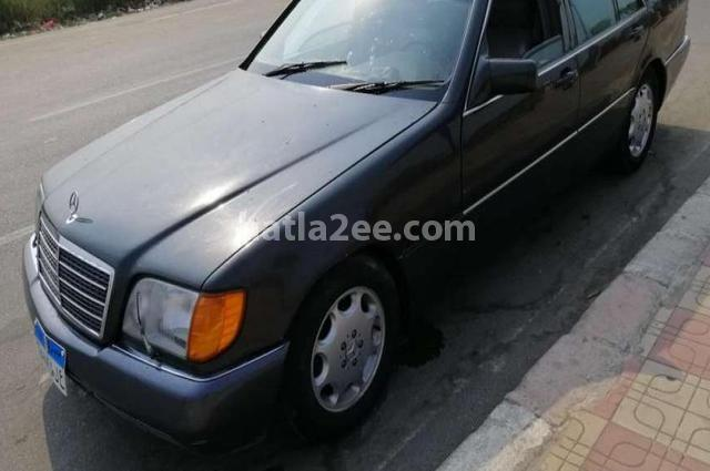 S 300 Mercedes Black