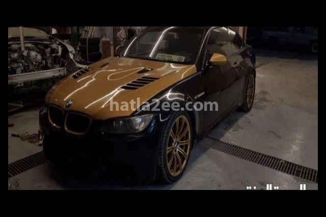 M3 BMW أسود