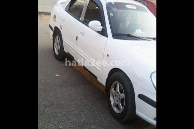 Nubira 2 Daewoo White