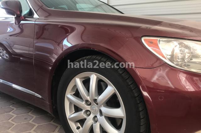 Is Lexus Red