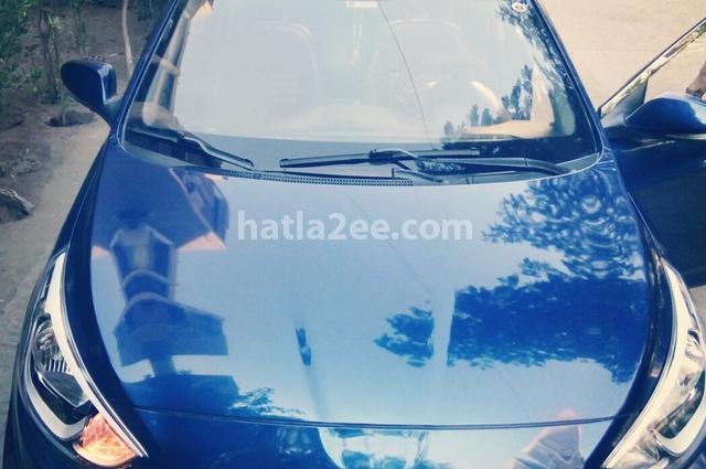 Accent RB Hyundai أزرق