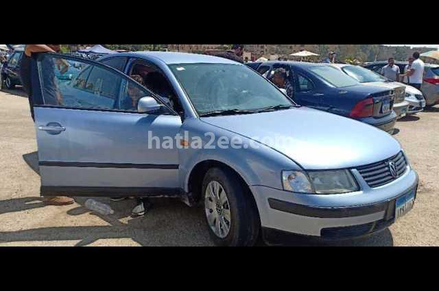 Passat Volkswagen سماوى