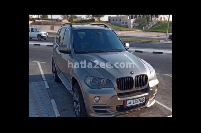 X5 BMW ذهبي
