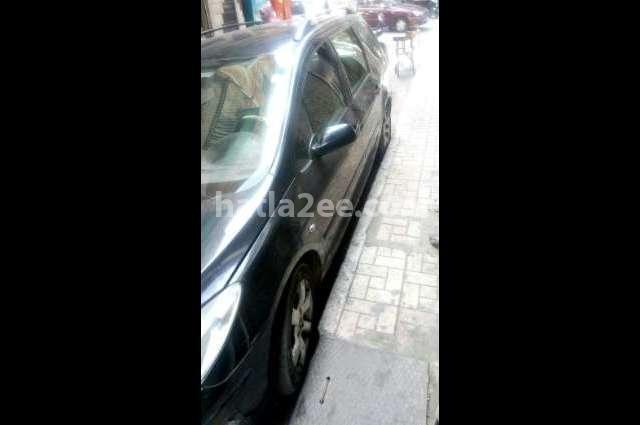 307 Peugeot Black