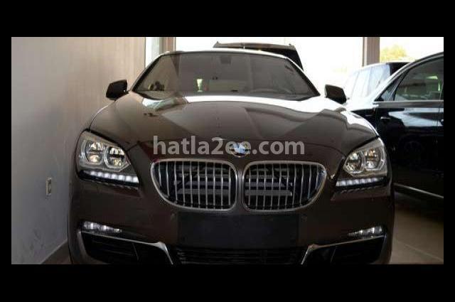 650 BMW بني