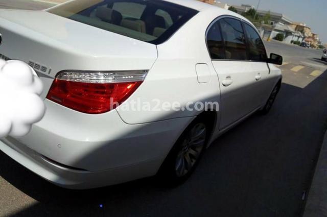 523 BMW White