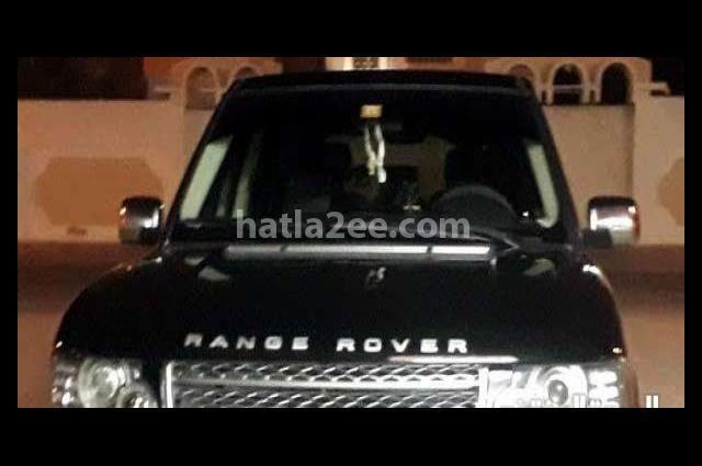 Evoque Land Rover أسود