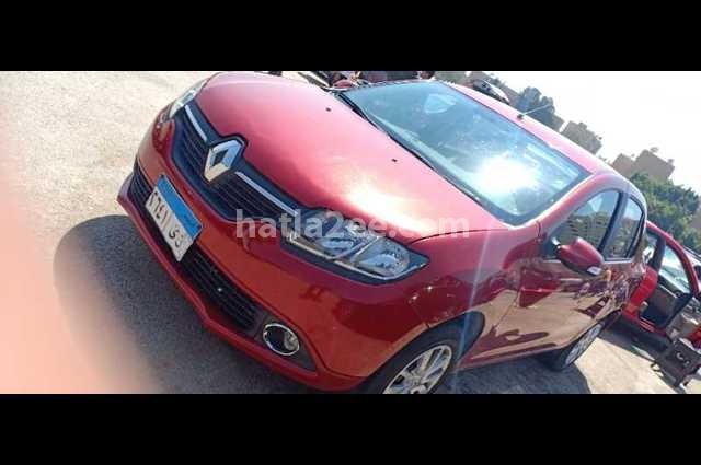 Logan Renault Red