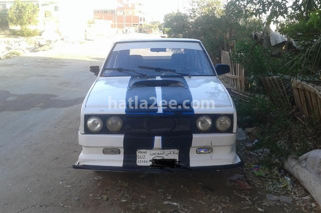 Polonez Fiat أبيض