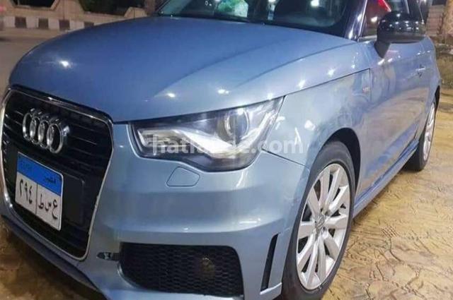 A1 Audi سماوى