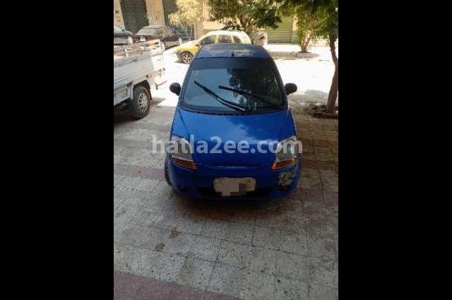 Spark Chevrolet Blue