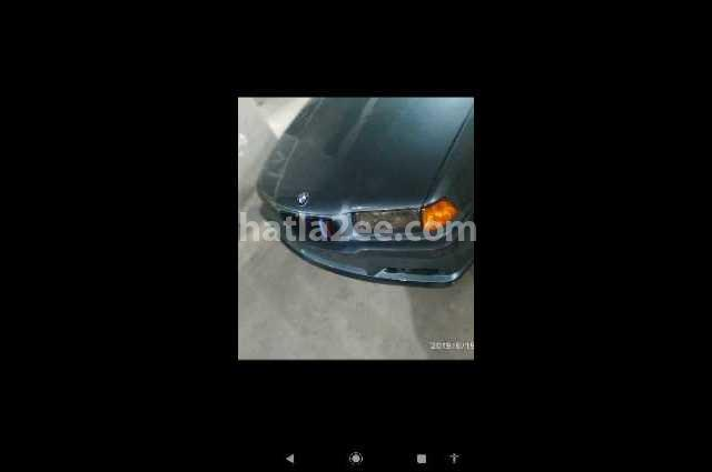 316 BMW Cyan