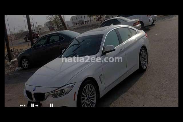 428 BMW White