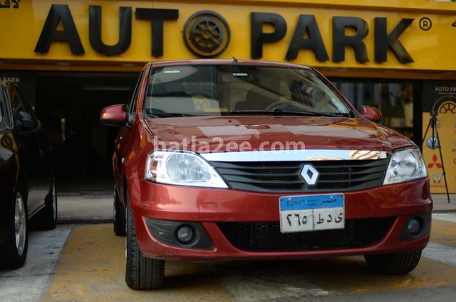 Logan Renault احمر
